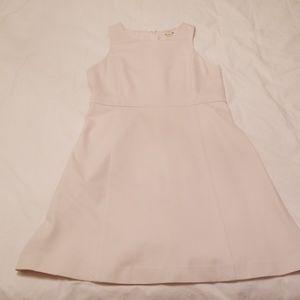 J crew factory pale pink dress